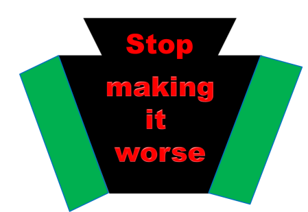 stop making it worse 2