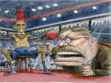 illustration by Victor Juhasz